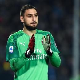 AC MILAN throw exit-clause suggestion on DONNNARUMMA extension talks
