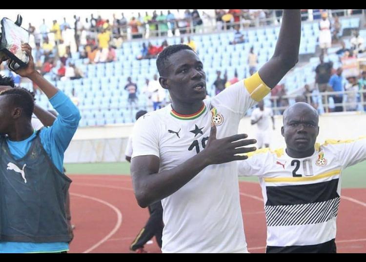 UK Base Soccer Agency seals deal with ex-Ghana U20 captain Ishaku Konda
