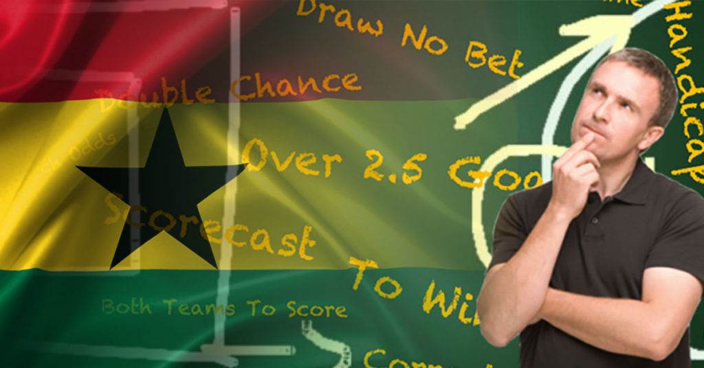 Betting odds us ghana online sport betting in spain