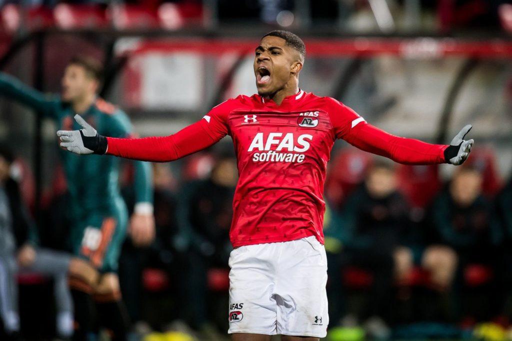 "VIDEO: AZ Alkmaar prodigy Myron Boadu looks back at the ""most beautiful moment of his career"""