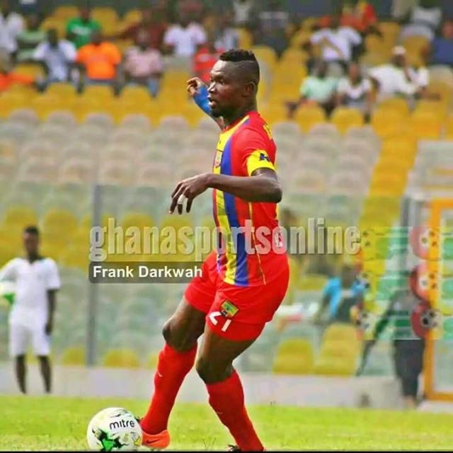 Hearts paid every dime to us before the MTN FA Cup final match - Vincent Atingah