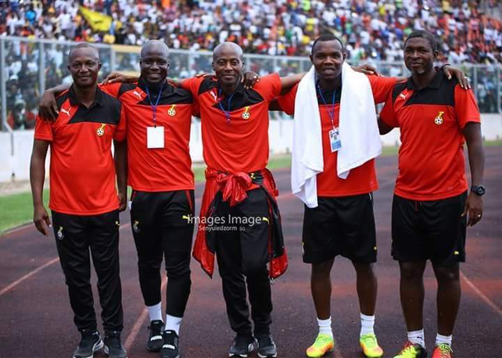 I enjoyed working with Black Stars coach Kwasi Appiah - Stephen Appiah