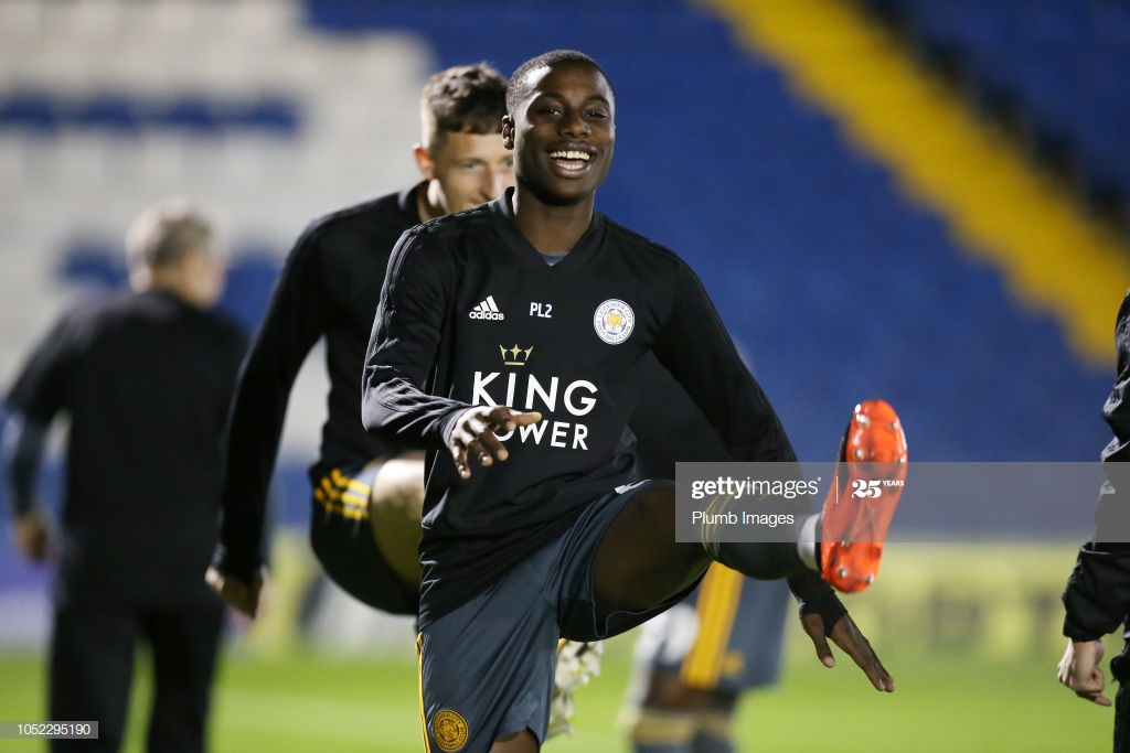 Man United join Arsenal in HOT chase for Leicester City contract rebel Dennis Gyamfi