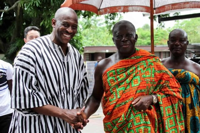 Otumfuo is the only person who can bring me back to Asante Kotoko - Herbert Mensah