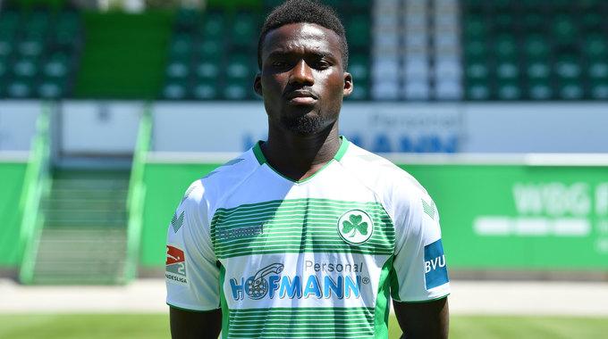 Greuther Fürth midfielder Hans Nunoo Sarpei eyes Black Stars call-up