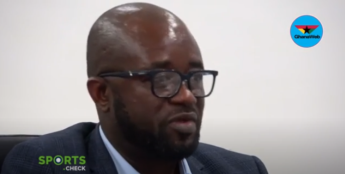 GFA Prez. Kurt Okraku reveals reason for sacking Kwesi Appiah