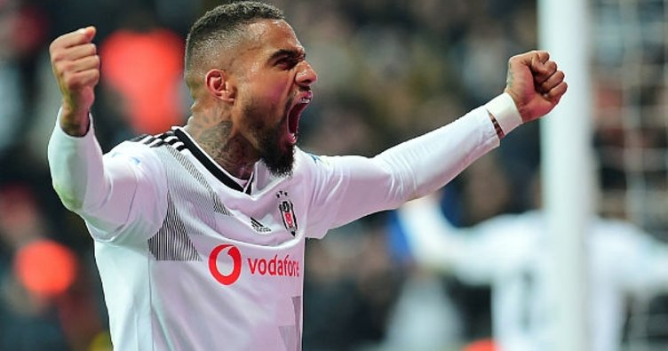 """EXCLUSIVE: """"Cash-strapped"""" Besiktas end Kevin-Prince Boateng's costly loan deal"""