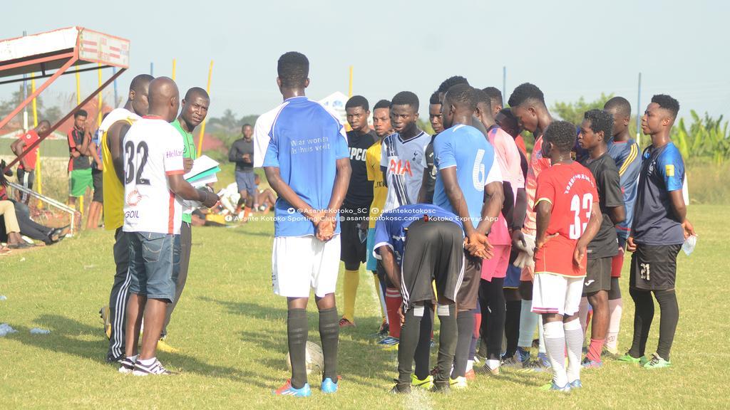 New Asante Kotoko board tasked to set up 'international standard' academy