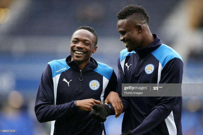 Nigeria superstar Ahmed Musah reveals why Daniel Amartey struggles at Leicester