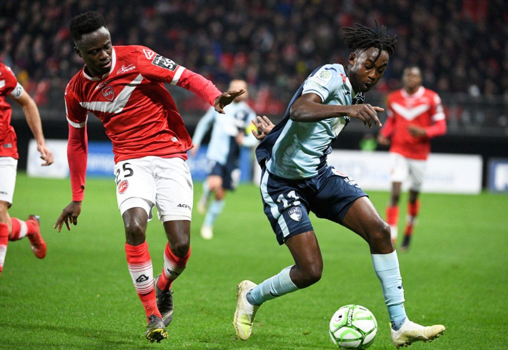 Ghanaian defender Emmanuel Ntim opens up on his journey to France and signing for Valenciennes