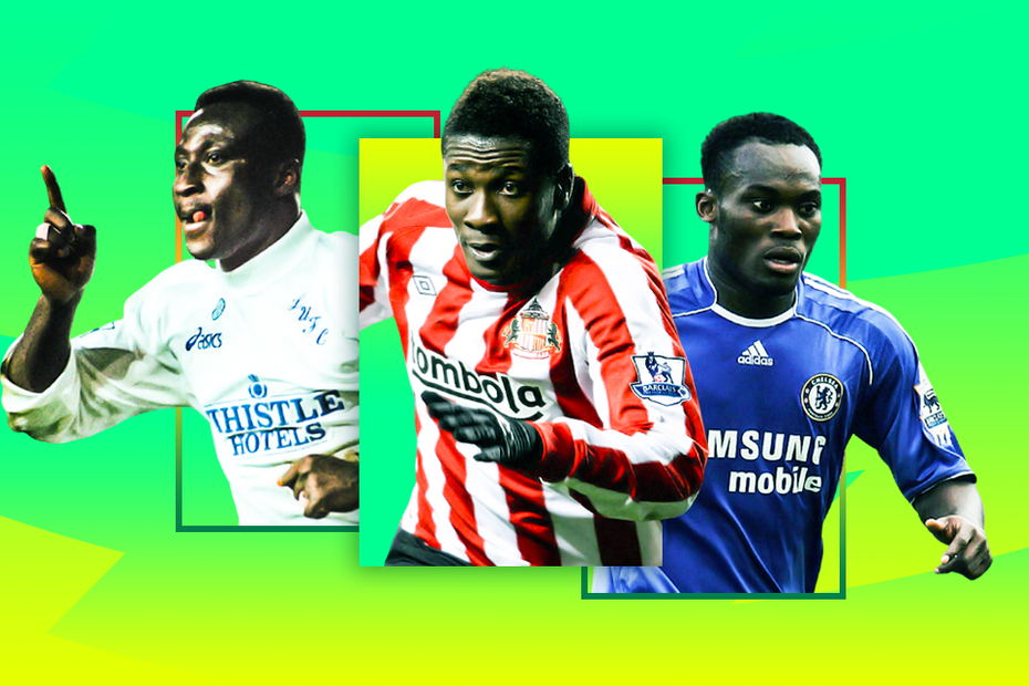 Who is the Premier League's best ever Ghanaian player?