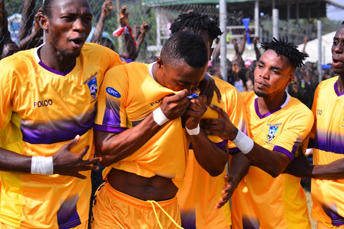 Ghanaian clubs to spend minimum $3,000 each per week for Covid-19 test