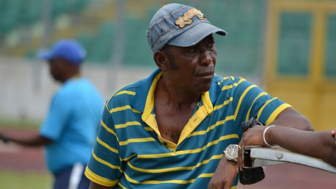 Coach J.E Sarpong confesses to buying Marijuana for player during his time at Great Olympics