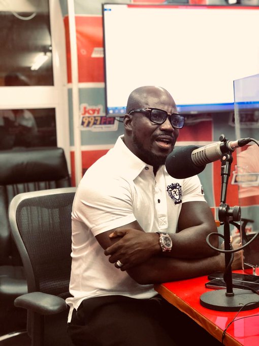 Ghana legend Stephen Appiah: Football saved me from becoming a thug