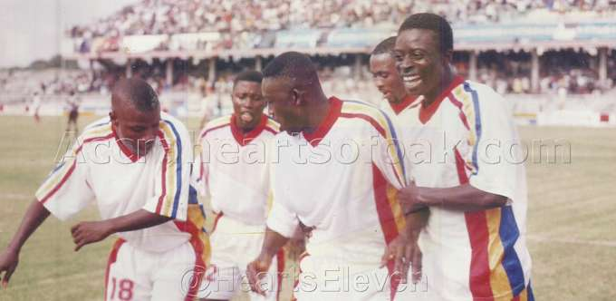 """""""Taylor is a better dribbler than Don Bortey'- Ishmael Addo joins debate"""
