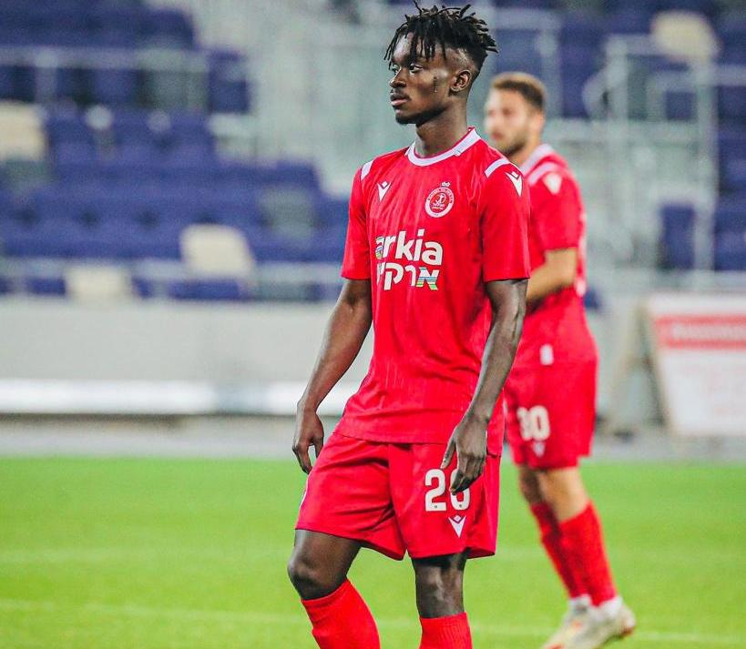 Covid-19: Emmanuel Boateng features in Hapoel Tel Aviv friendly win as Israeli top-flight returns May 30