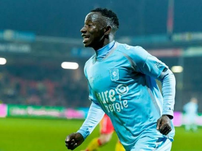 Yaw Yeboah returns to Numancia after loan spell at Celta Vigo