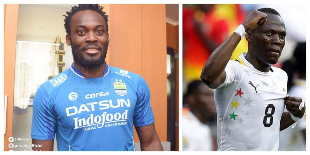 I wanted to follow in Essien's footsteps by joining Lyon until Udinese came calling - Agyemang Badu