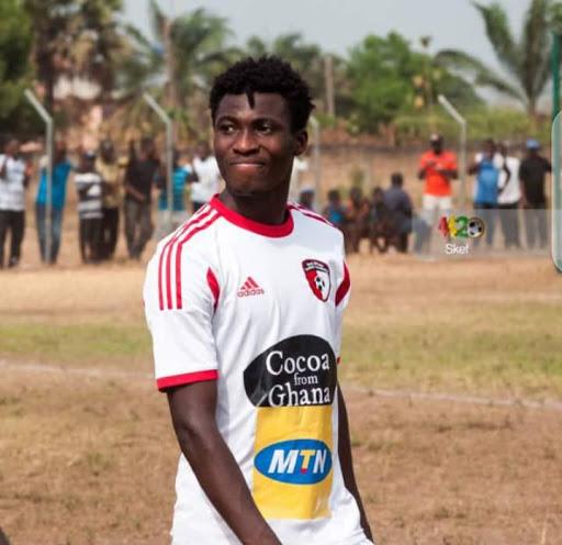 WAFA SC star Eric Asamany itching for Ghana Premier League resumption