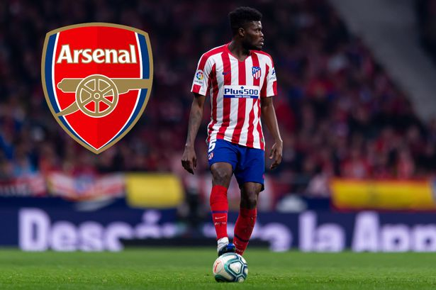 Atleti star Thomas Partey makes it clear he prefers Arsenal to PSG