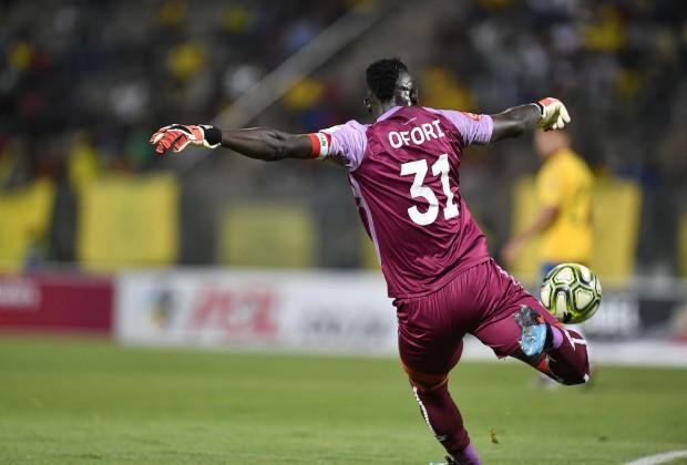 Ghana goalkeeper Richard Ofori responds to Orlando Pirates transfer request
