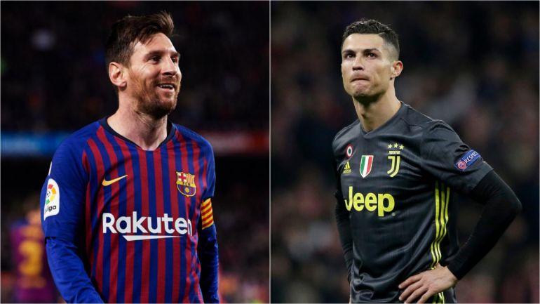 Ghana's Michael Essien speaks on Ronaldo and Messi GOAT debate