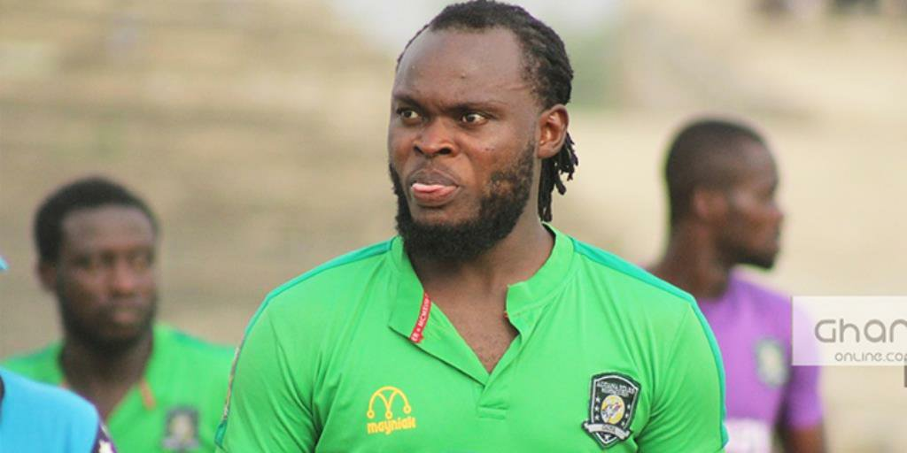 2020/21 Ghana Premier League: Aduana Stars forward Yahaya Mohammed talks tough ahead of Hearts of Oak clash