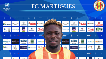 EXCLUSIVE: Ghanaian defender Jonathan Annan joins French side FC Martigues