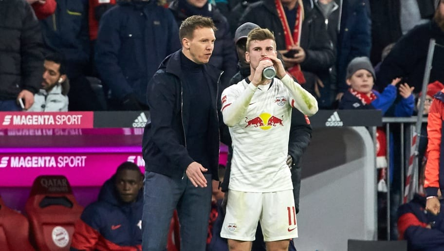 RB Leipzig Boss Julian Nagelsmann Admits 'Nothing We Can Do' Over Timo Werner Exit