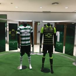 SPORTING LISBON - 2 prominent clubs after WENDEL