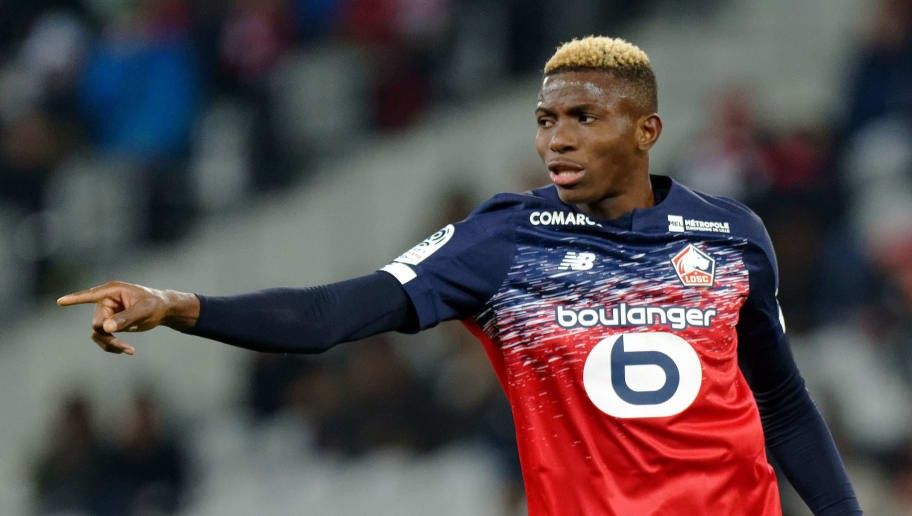 Lille Owner Admits Truth to Victor Osimhen Rumours Amid Extensive Premier League Interest