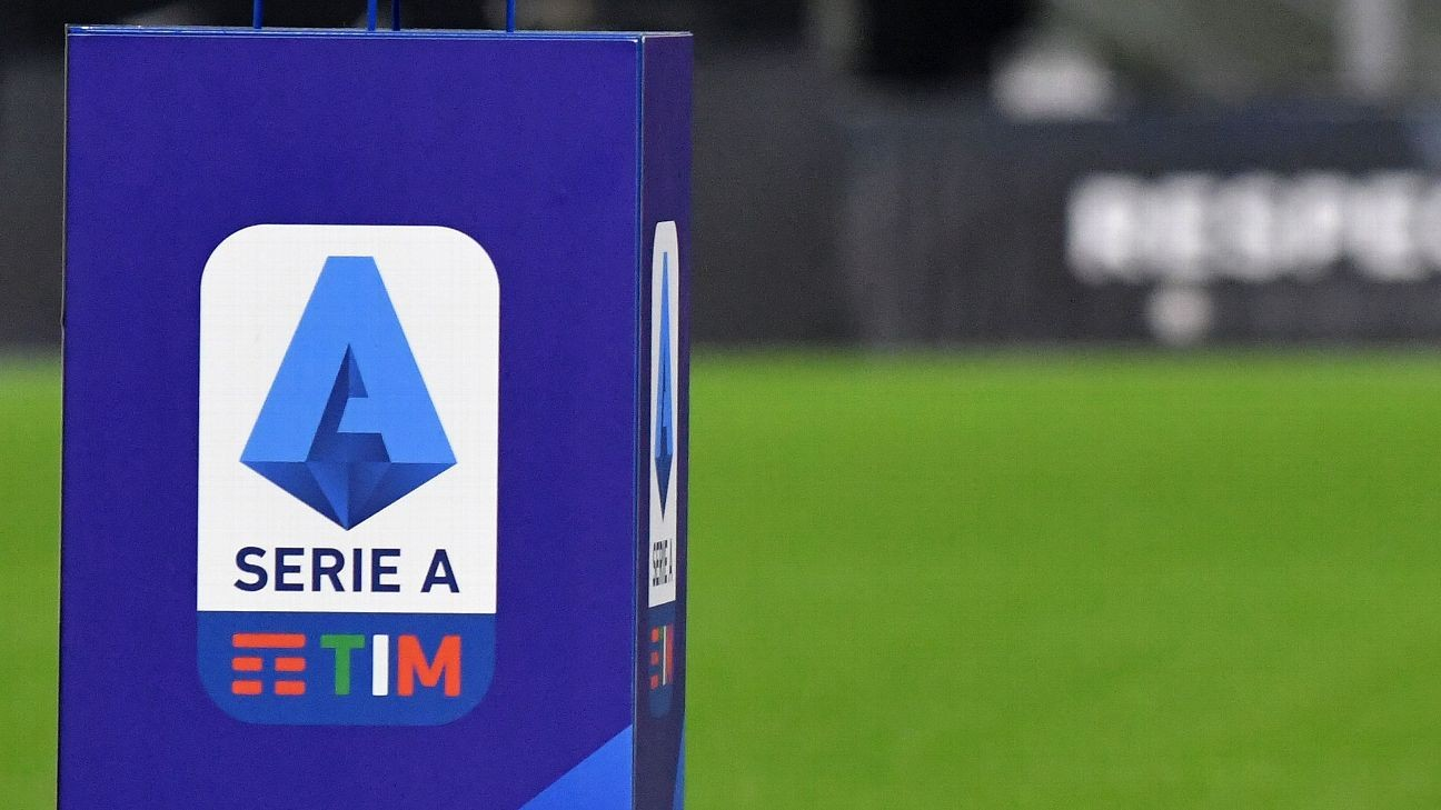 Serie A releases fixtures for 124-match, 43-day sprint upon return