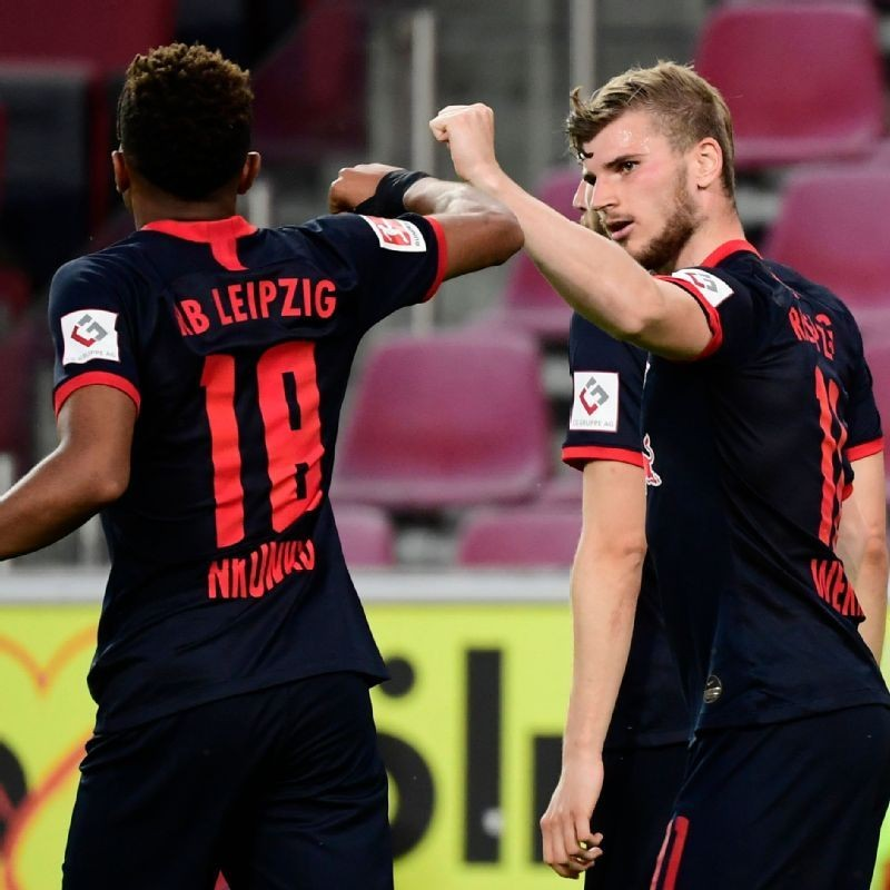 Werner strikes as RB Leipzig move into third spot with win at Cologne
