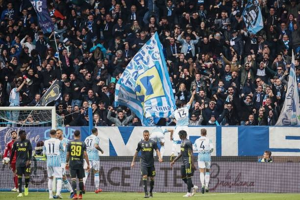 Serie A fans could attend matches as early as July