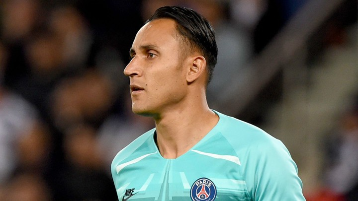 Navas: PSG ready to compete for UCL title