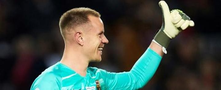 Ter Stegen confident over La Liga return & Barca's UCL clash with Napoli