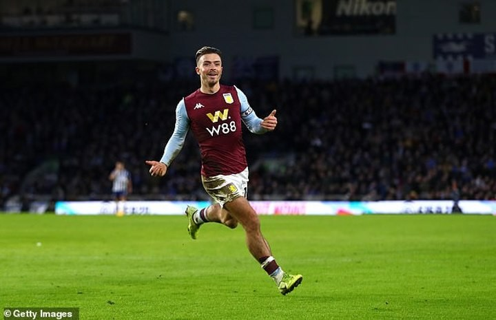 Grealish admits he will miss stick from fans when PL returns behind closed doors