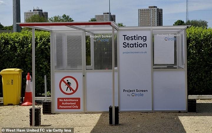 Tottenham confirm 1 positive coronavirus test after latest round of EPL testing