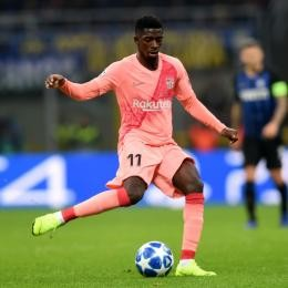 From Spain: JUVENTUS interested in signing Ousmane DEMBELE