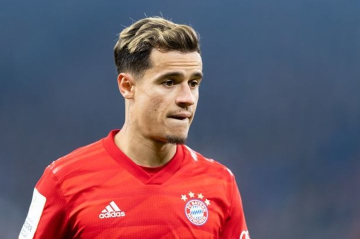 Coutinho transfer 'could cause mutiny' among Tottenham players