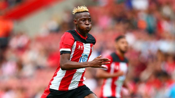 Southampton's Djenepo aiming to be better than Mane