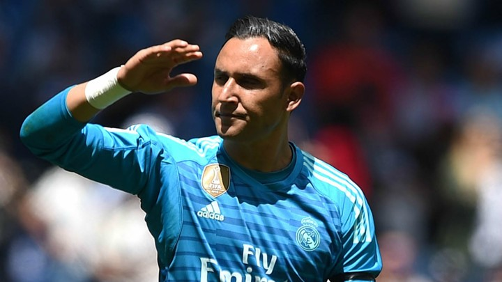 'Navas must be classified as a Real Madrid legend'