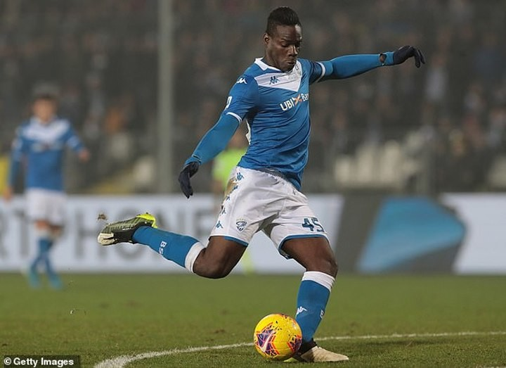 Balotelli is set to walk away from Brescia but where is his next club?