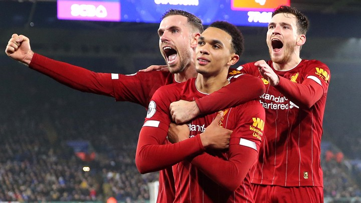 Alexander-Arnold wants Liverpool to smash through 100-point PL barrier