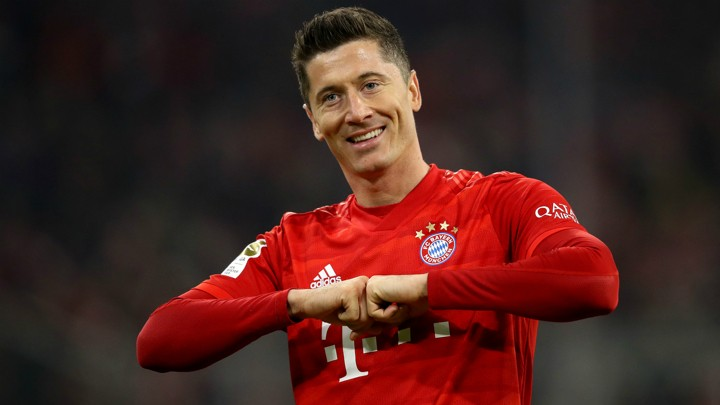 Javi Martinez never feared losing 'best No.9' Lewandowski to Real Madrid