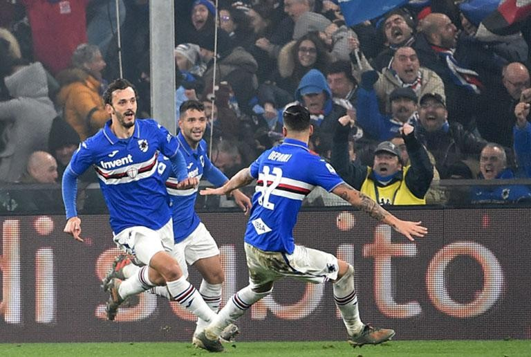 """GABBIADINI: """"WE WANT TO PLAY"""""""