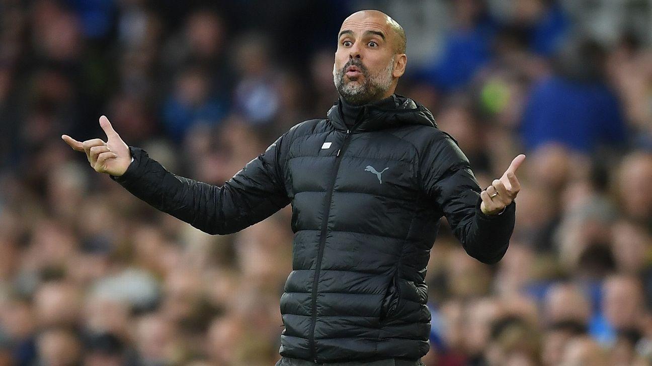 Guardiola hire his 'best-ever' coach Lillo as Man City No. 2 - sources