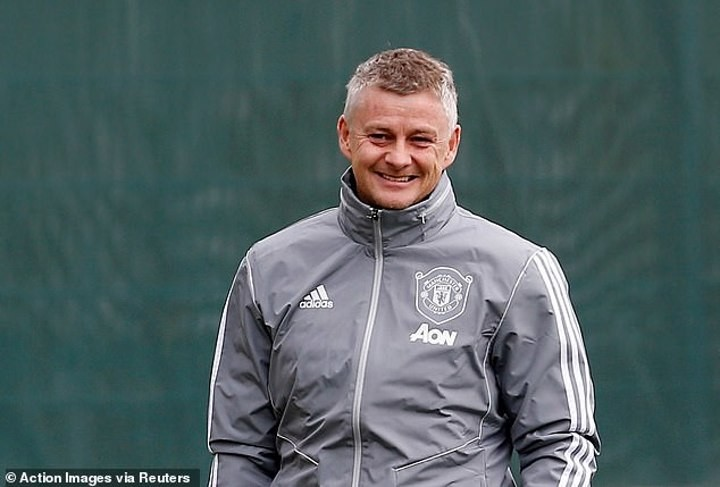 Solskjaer confident Man Utd are ready to continue from where they let off