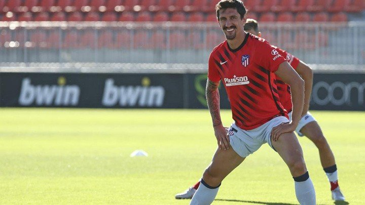 'He is happy wearing Atleti kit' - Savic's agent dismisses reports of exit