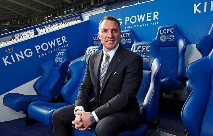 Brendan Rodgers shrugs off coronavirus scare to issue battle cry to his Leicester stars